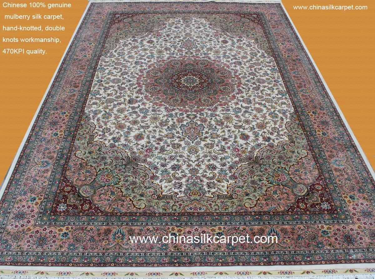 Fake Silk Rugs What You Need To Know Rug Chick