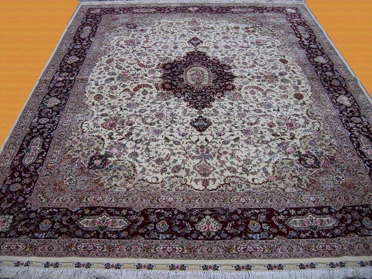 欧式碎花地毯材质贴图